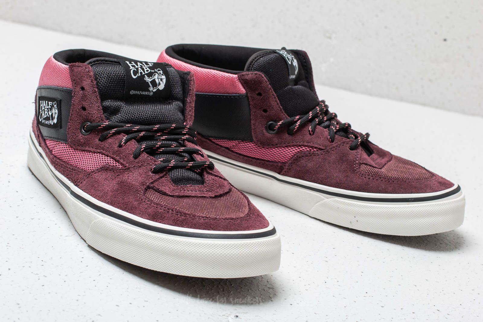 Men's shoes Vans Half Cab (Sporty) Catawba Grape/ Multi | Footshop