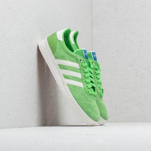 Arqueológico Avispón Antibióticos  Men's shoes adidas Munchen Super SPZL Intense Green/ Off White/ Off White |  Footshop