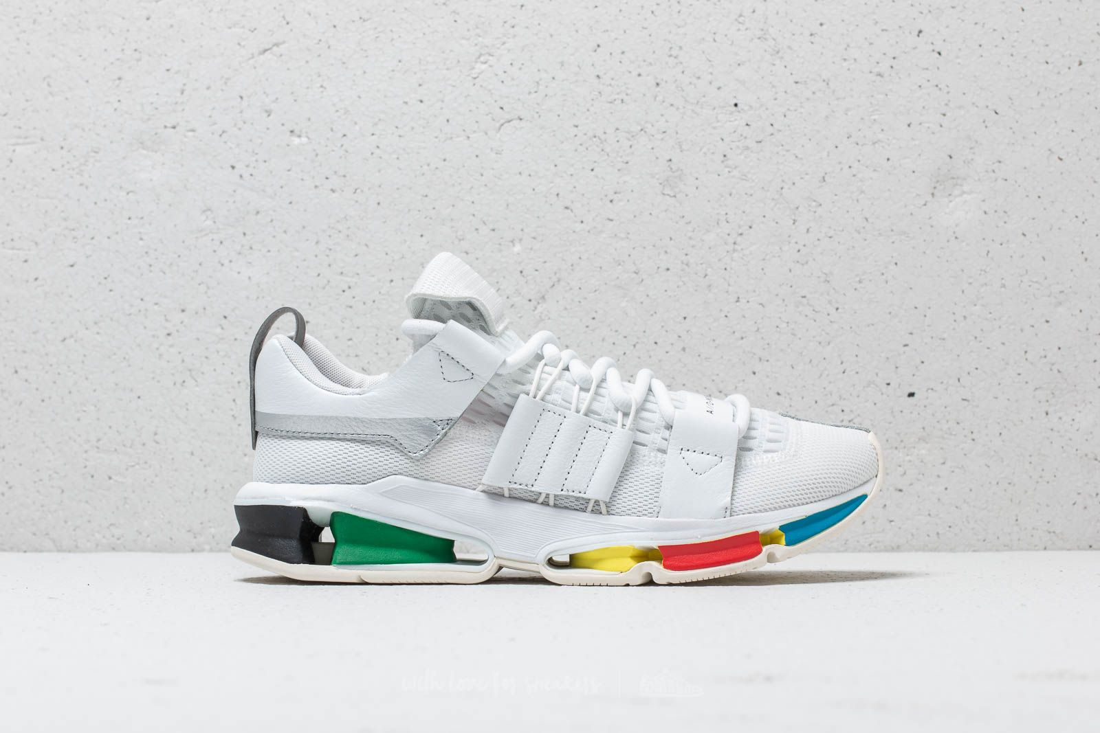 official photos 8d67e f3c67 adidas Statement x Oyster Holdings Twinstrike ADV Cloud White Off White Core  Black a