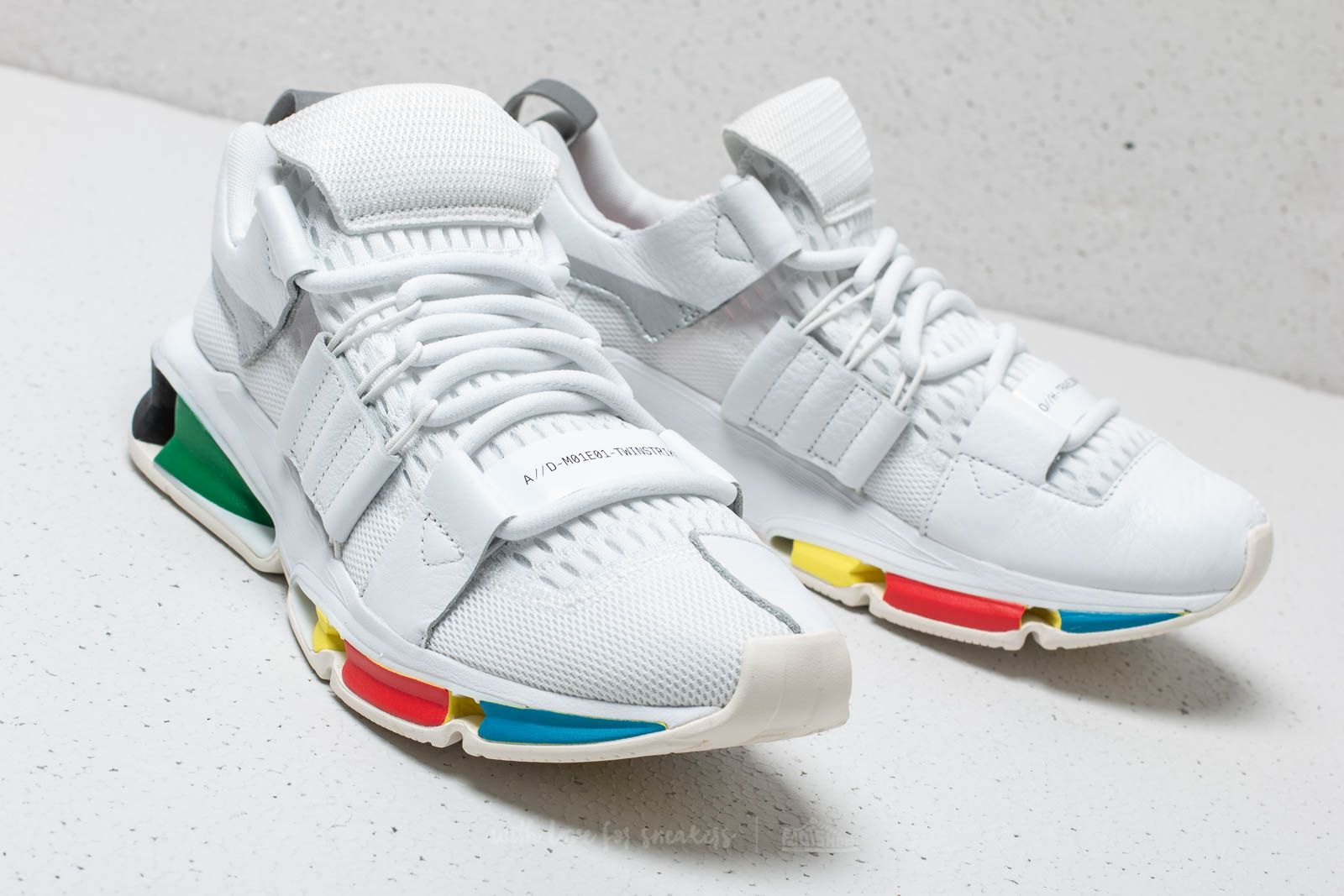 check out 30cd8 72e7b adidas Statement x Oyster Holdings Twinstrike ADV Cloud White Off White  Core Black W