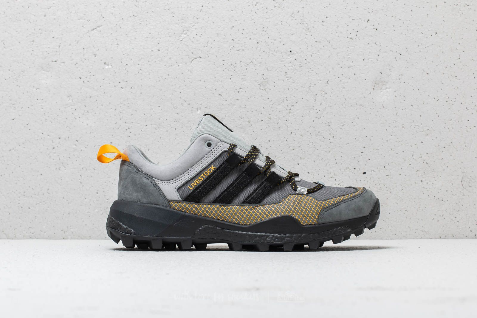 062c48e56262 adidas Consortium x Livestock Terrex Skychaser Stone  Core Black  Grey Five  at a great