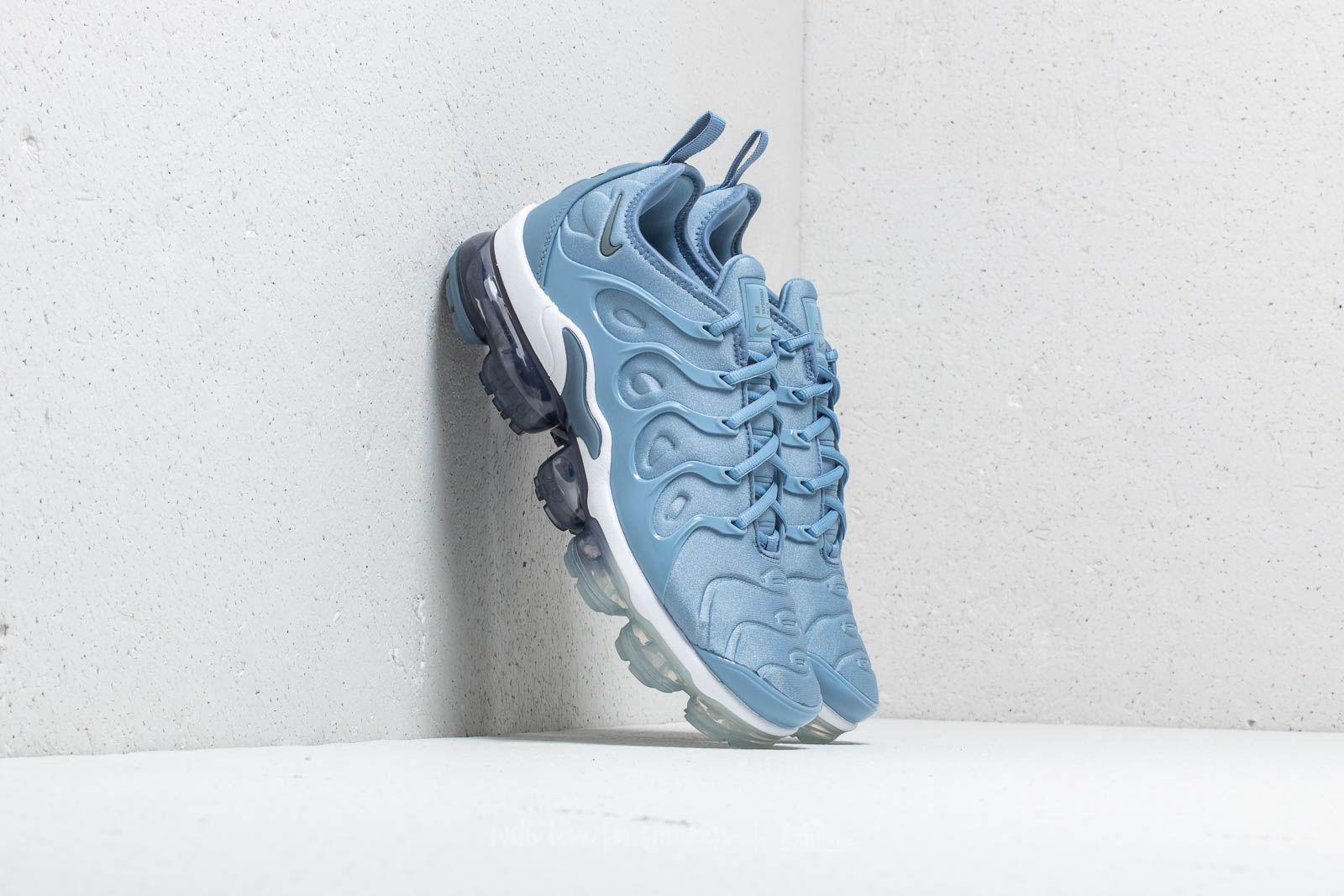 Nike Air Vapormax Plus Work Blue Cool Grey | Footshop