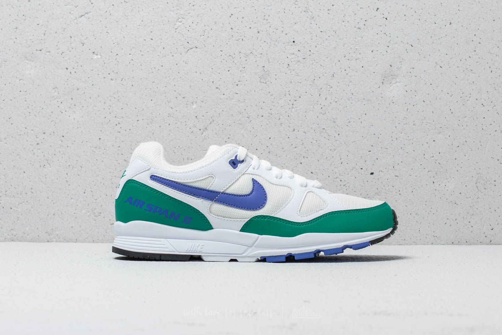 newest 28a45 fc0a6 Nike Air Span II White  Persian Violet at a great price 70 € buy at
