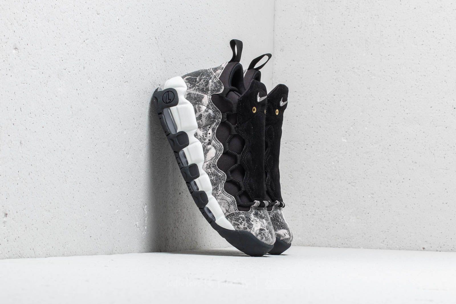 3c4da3b29284ba Nike Air More Money W LX Black  Black-Summit White