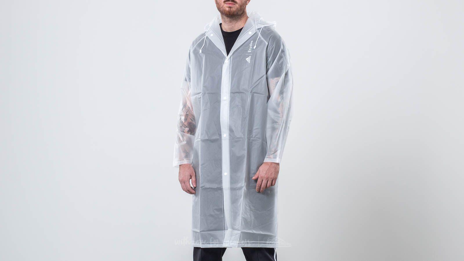 49d6407fcd7ab adidas Consortium x Études Raincape White