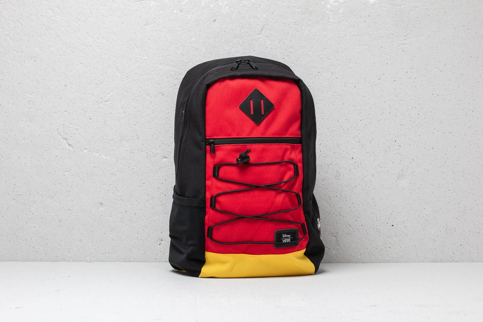 eea0dca9cbf Vans x Disney Mickey Mouse Snag Backpack Black