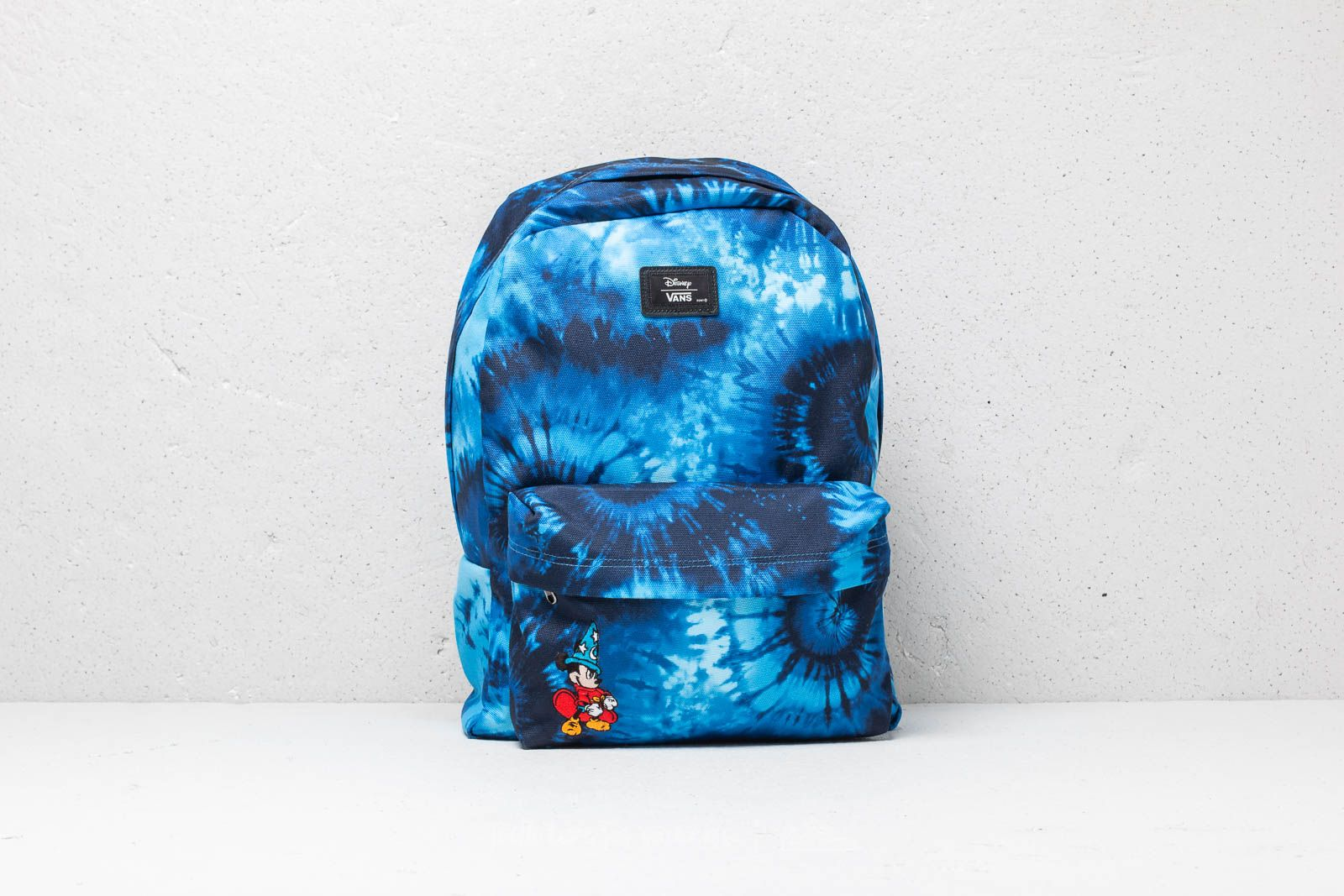 Vans x Disney Mickey Mouse Old Skool II Backpack Blue  c9966cf804c8a