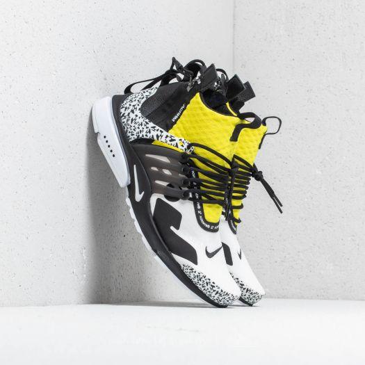 nike free nikes for sale, Nike Air Presto Men YellowWhite