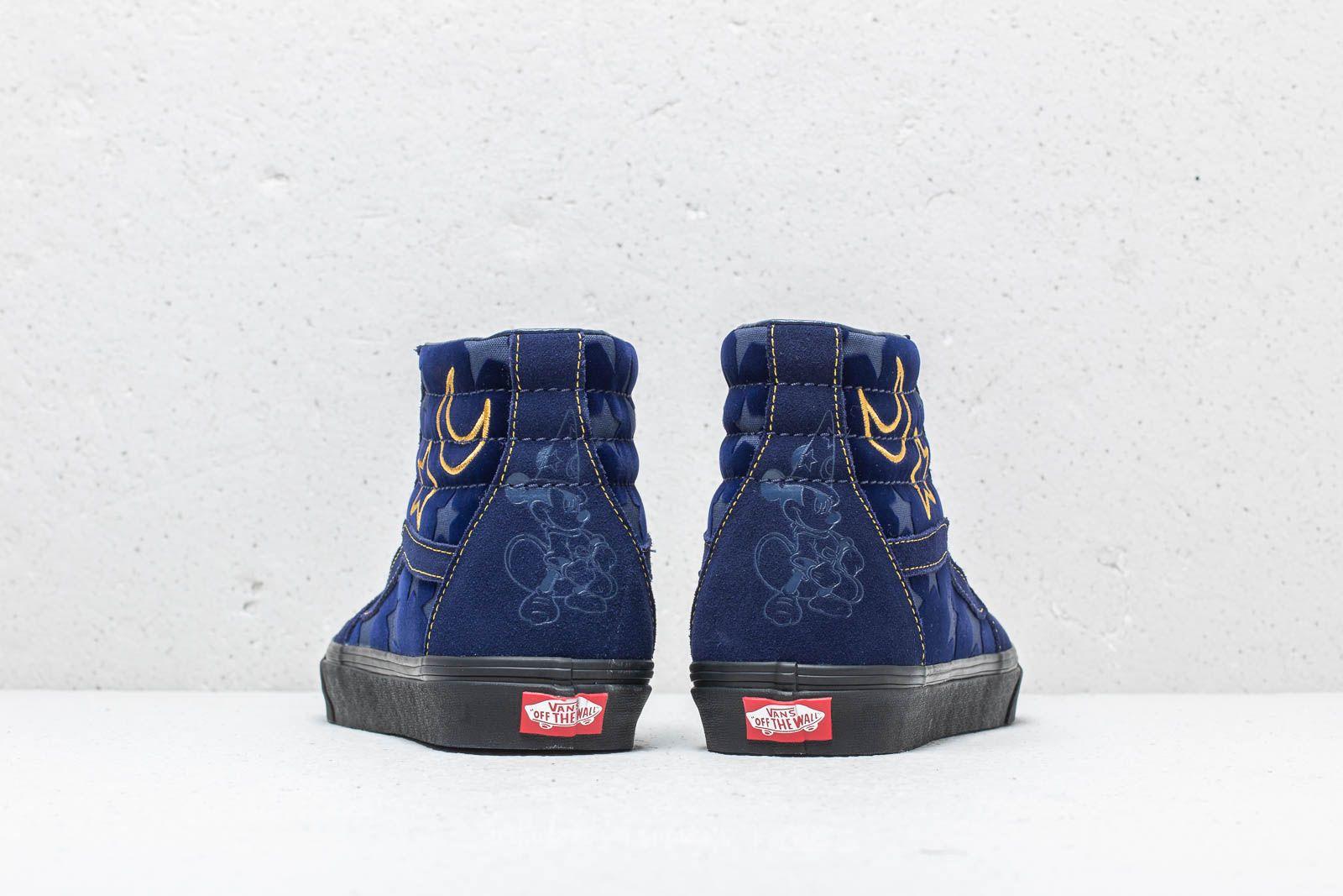 Men's shoes Vans x Disney Mickey Mouse
