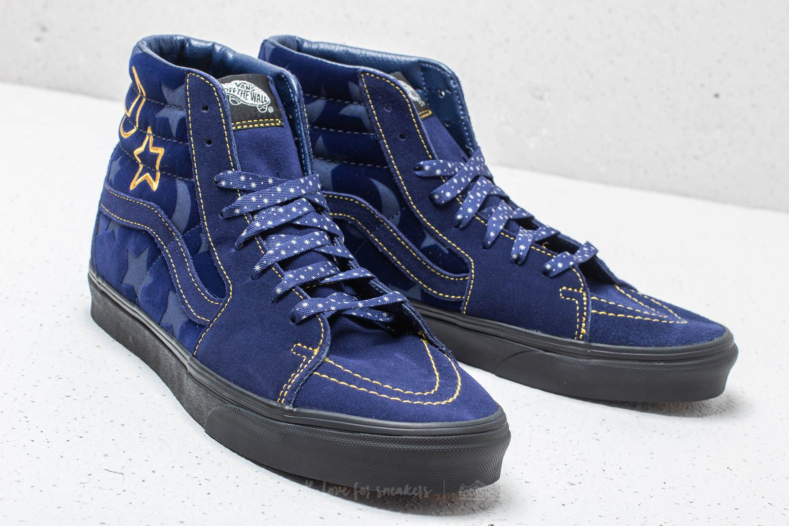 Vans x Disney Mickey Mouse Sorcerer s Apprentice Sk8-Hi Navy at a great  price £ f7f352e64f