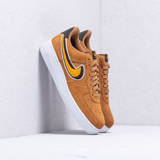 a0c5dc032fd7a Nike Air Force 1 '07 LV8 Muted Bronze/ Yellow Ochre | Footshop