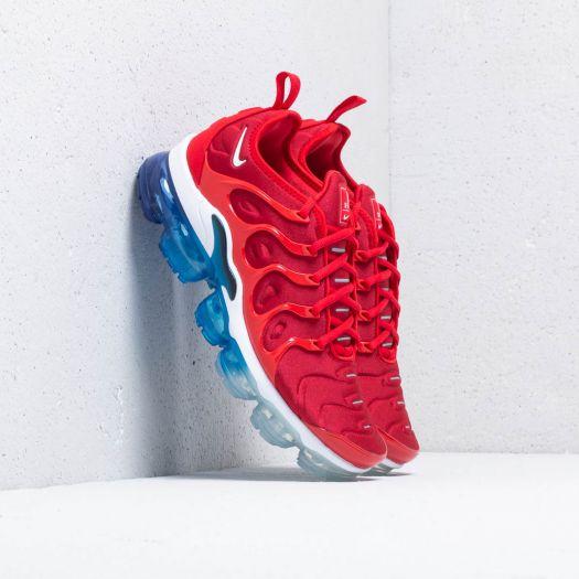 best service 0f739 044ec Nike Air Vapormax Plus University Red/ White-Black | Footshop