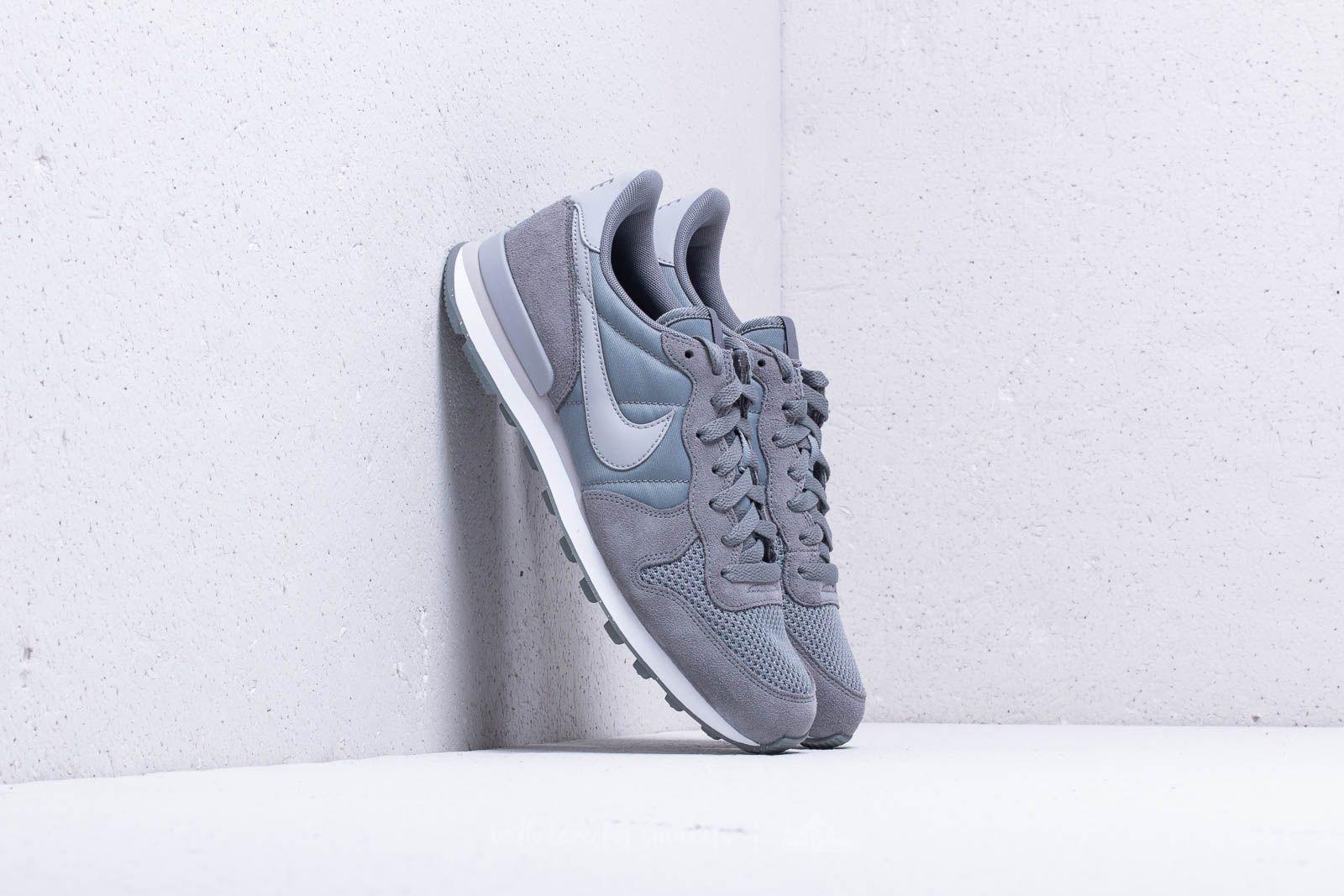 75a3ddcae1cb Nike Internationalist SE Cool Grey  Wolf Grey-White