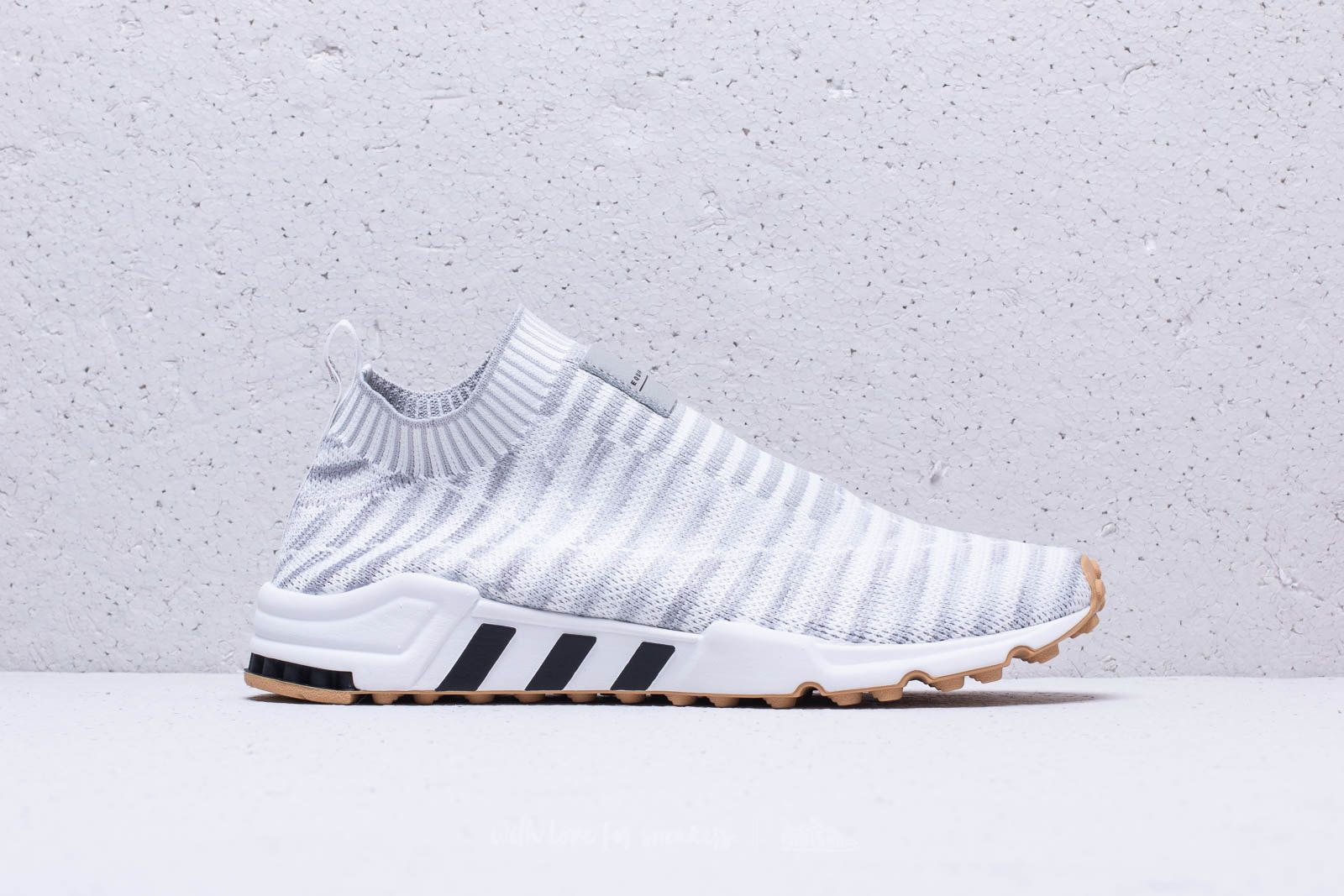online store e0aba 33045 adidas EQT Support SK Primeknit W Ftw White Crystal White Gum at a great