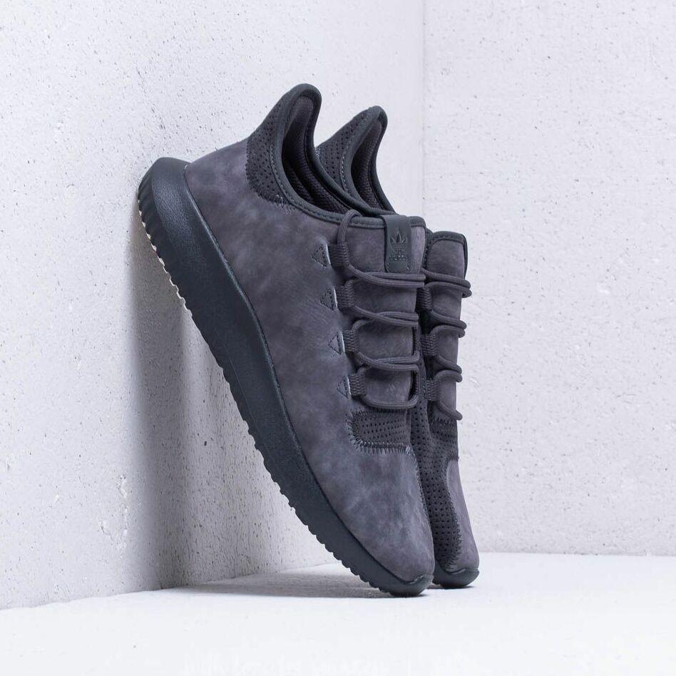 adidas Tubular Shadow Carbon/ Carbon/ Chalk White EUR 46 2/3