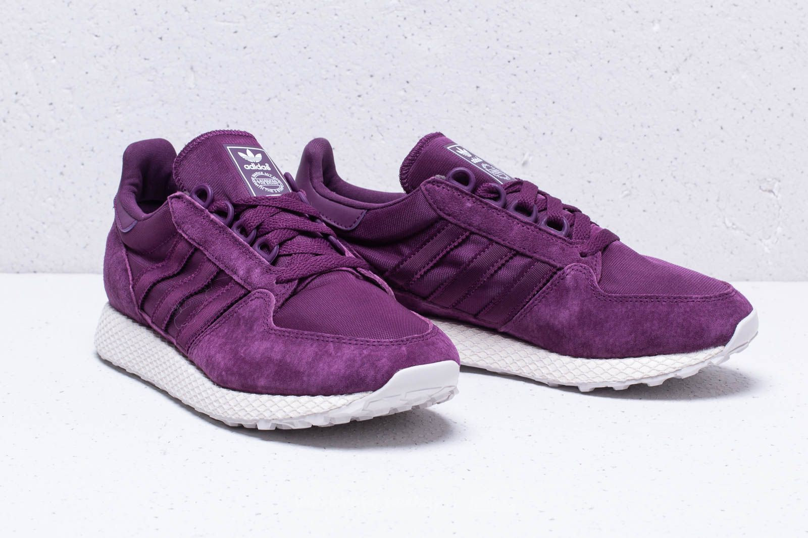 Women's shoes adidas Forest Grove W Red