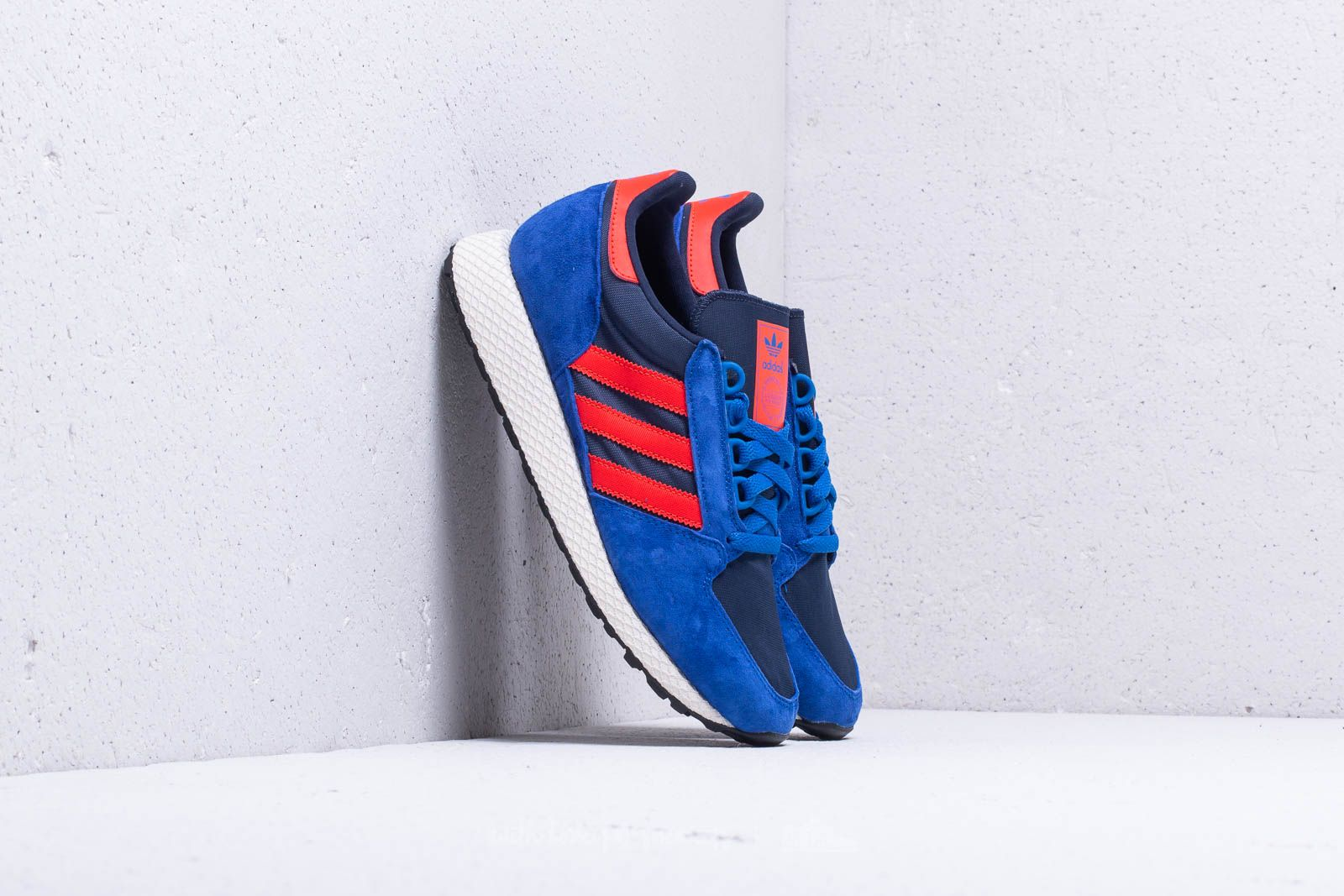 shoes adidas Forest Grove Power Blue
