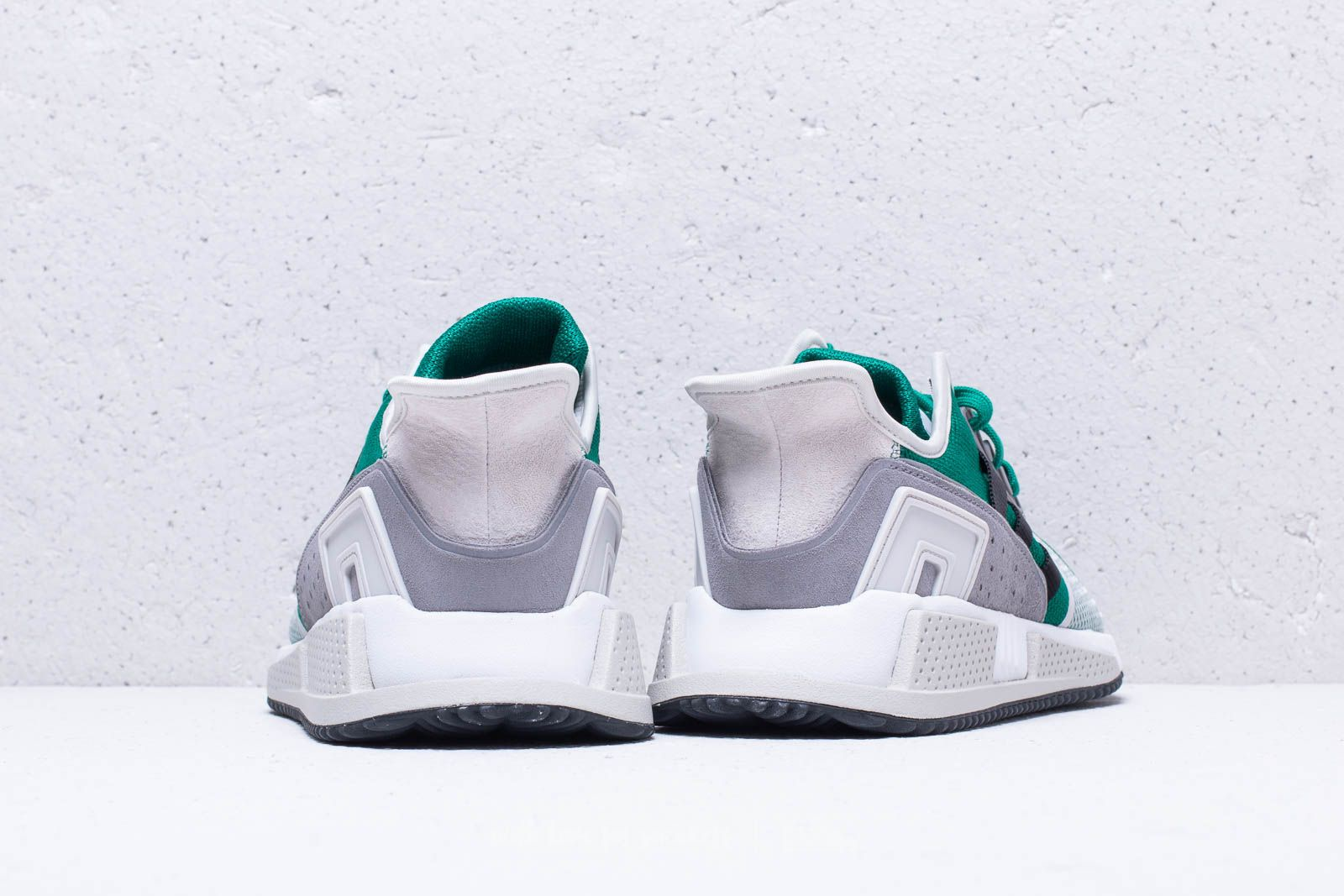 best service 186ed 48067 adidas EQT Cushion Advanced Sub Green Core Black Grey One at a great price
