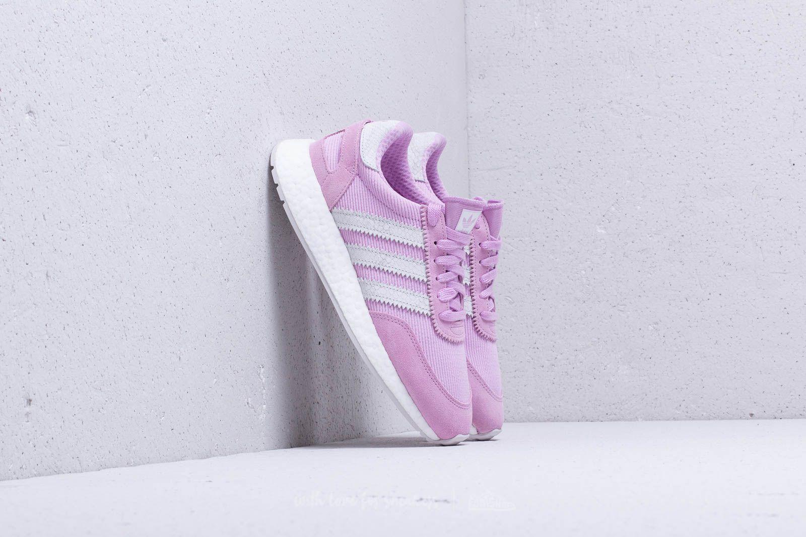 Dámské tenisky a boty adidas I-5923 W Pink/ Clear Lilac/ Crystal White