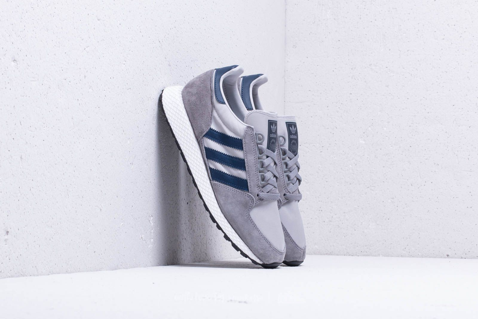 quality design 0a918 50e62 adidas Forest Grove Grey Three Collegiate Navy Grey Two at a great price  79