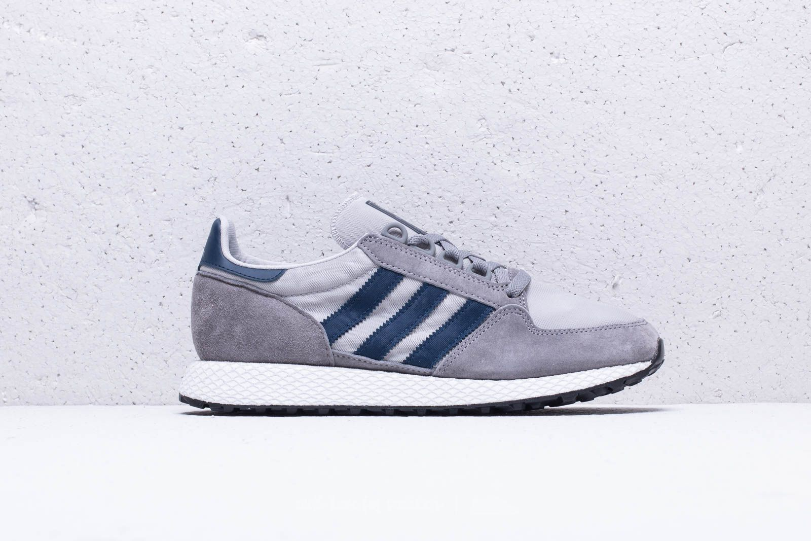 finest selection c6392 9752a adidas Forest Grove Grey Three Collegiate Navy Grey Two at a great price £