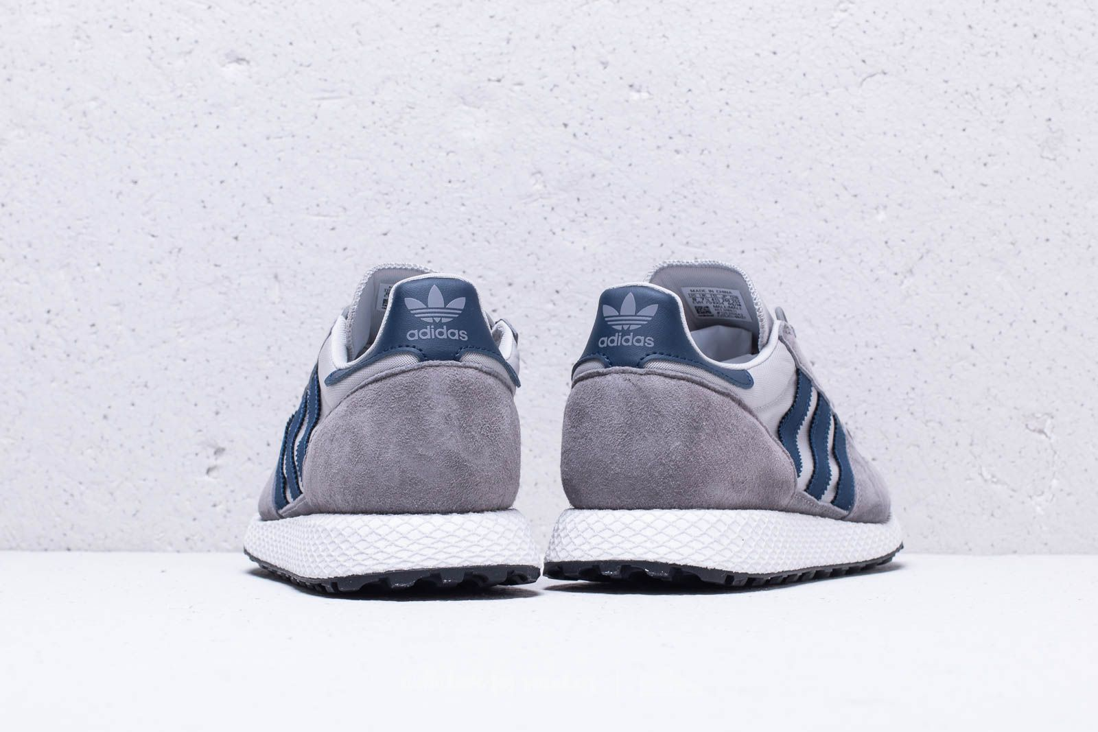 Men's shoes adidas Forest Grove Grey