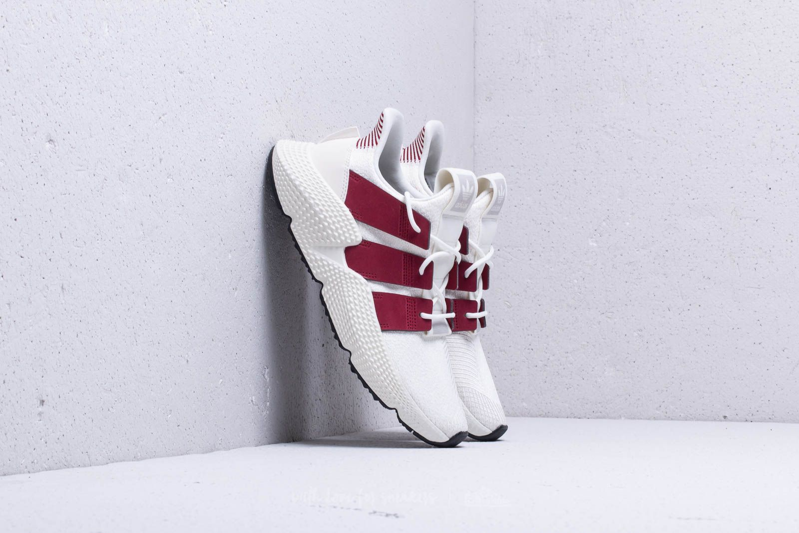 c619668d88abc3 adidas Prophere Cloud White  Noble Maroon  Core Black at a great price 117 €