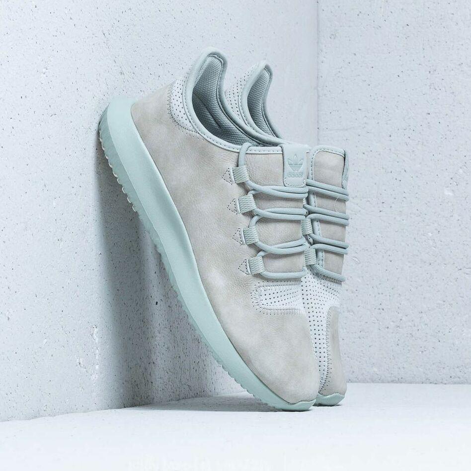 adidas Tubular Shadow Ash Silver/ Chalk White/ Ash Silver EUR 46