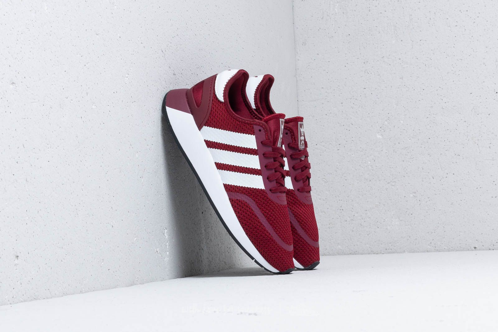 outlet store ab80a 58bae adidas N-5923 Collegiate Burgundy  Ftw White  Core Black at a great price