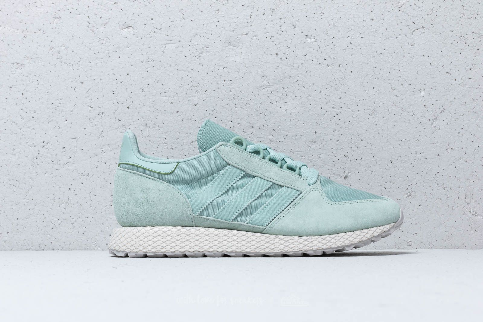 new product 5e1c8 6a096 adidas Forest Grove W Ash Green Cloud White Ash Green at a great price