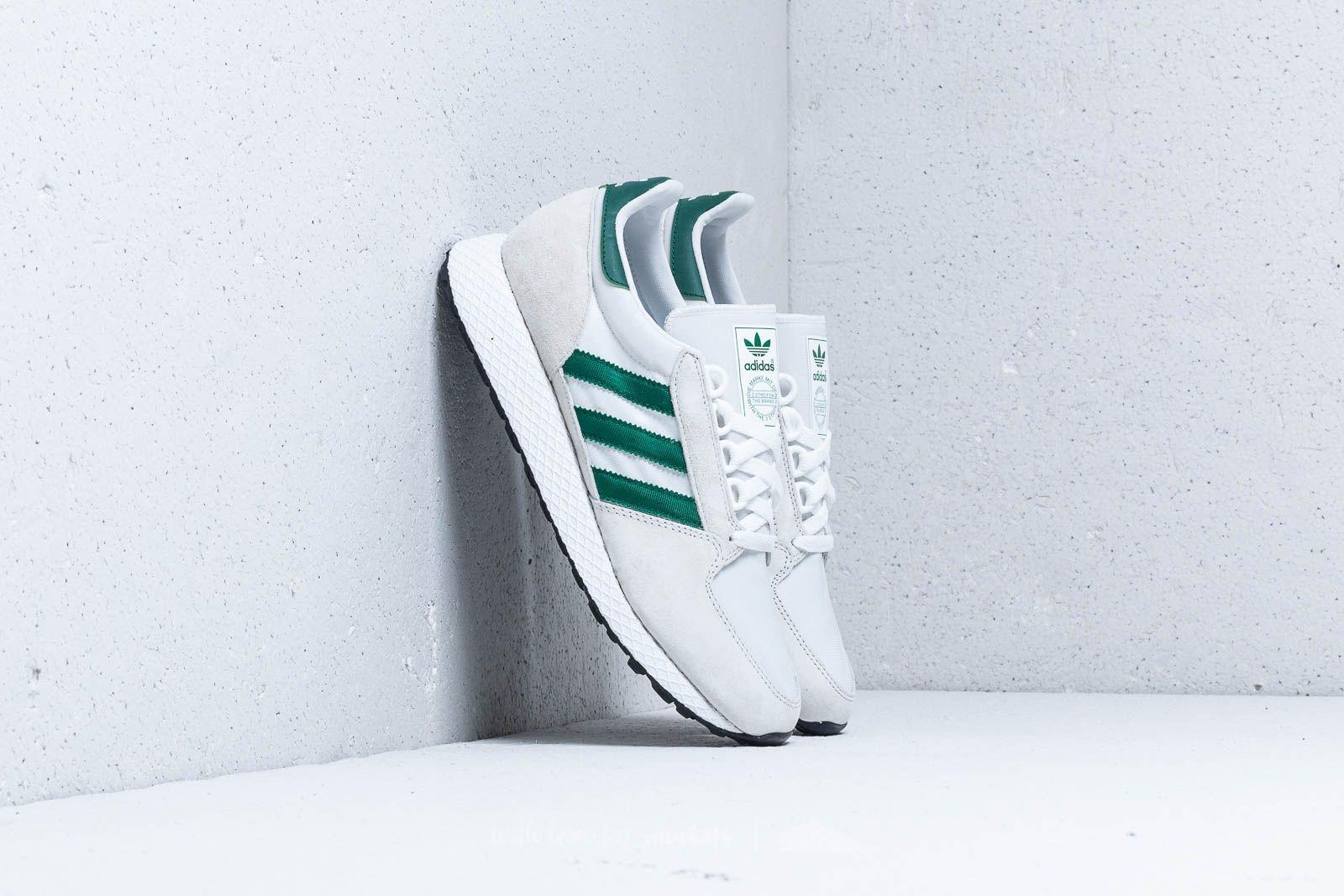 pretty nice 52ecb 12935 adidas Forest Grove. Crystal White Collegiate Green Core Black