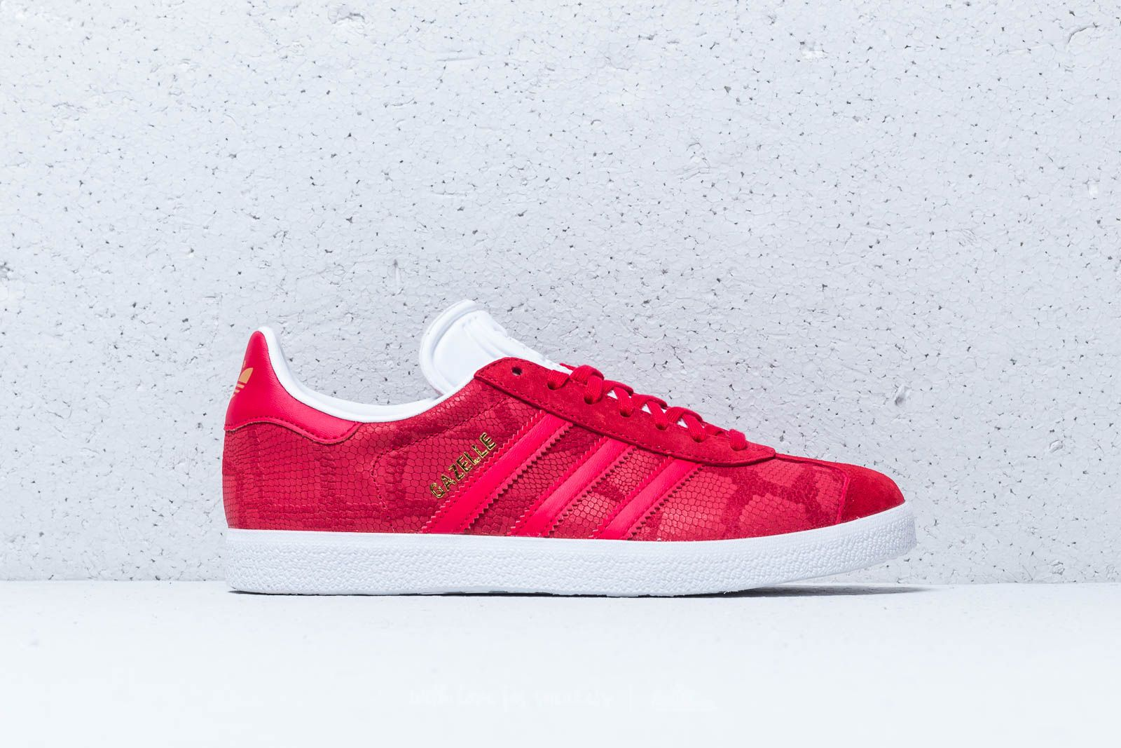 1ca94457d4f5 adidas Gazelle W Bold Red  Bold Red  Ftw White at a great price 70