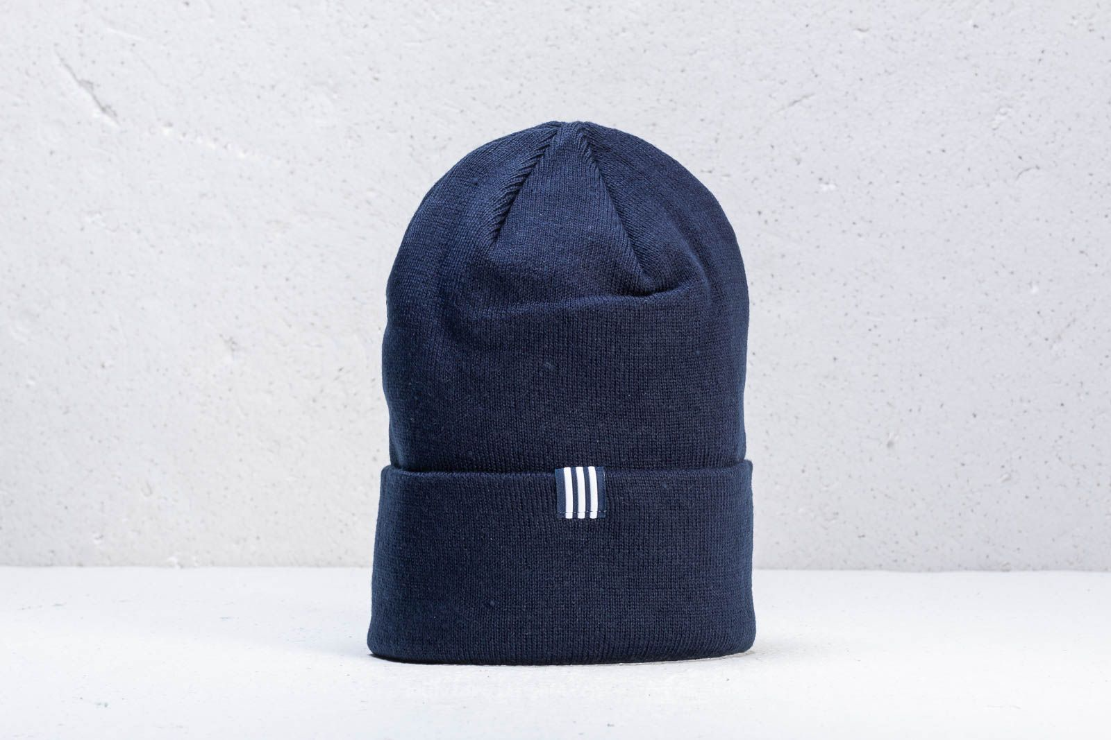 adidas Trefoil Beanie Collegiate Navy at a great price 24 € buy at Footshop 8bc50e938c0