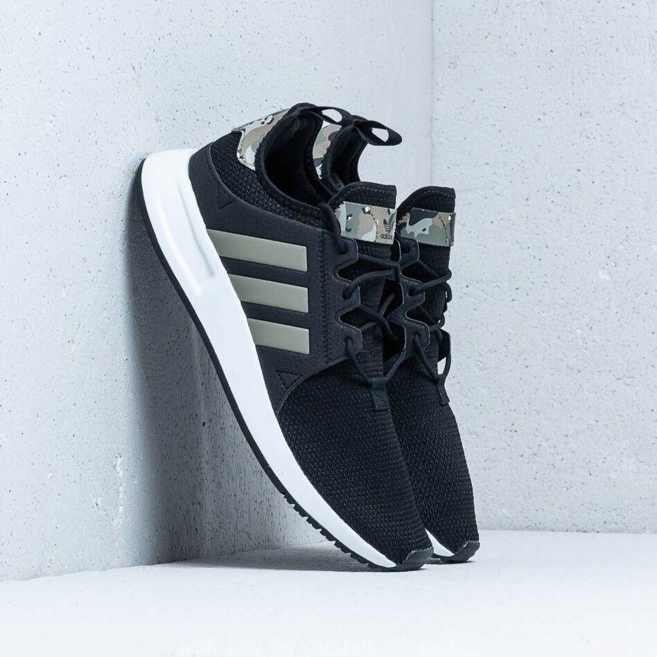 adidas X_PLR Core Black/ Ash Silver/ Ftw White EUR 42