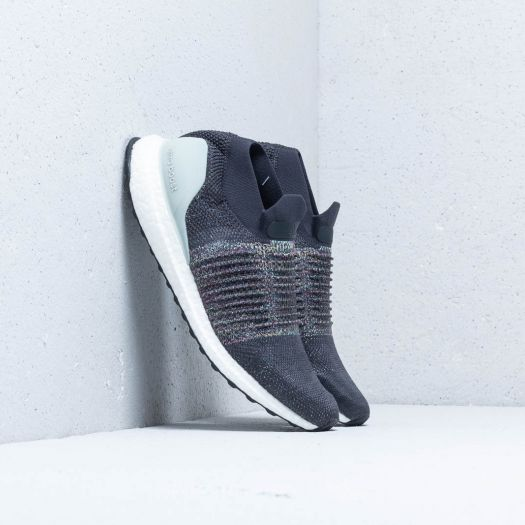 adidas UltraBOOST Laceless shoes grey