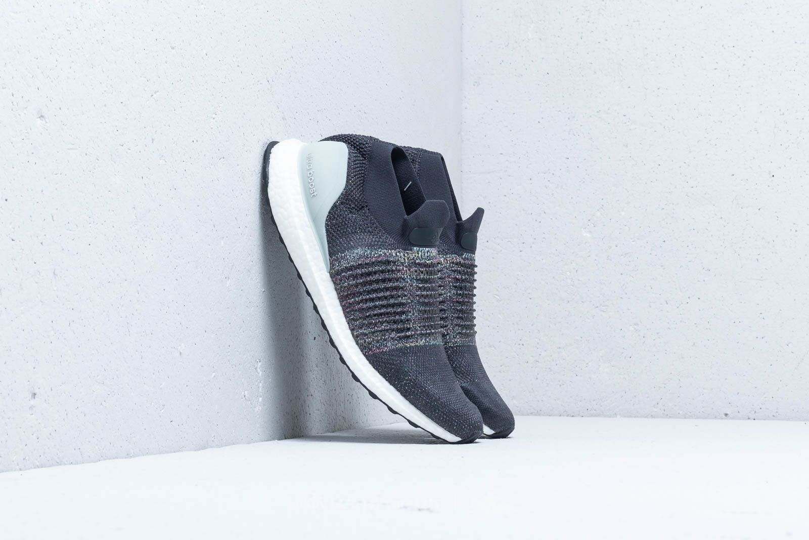 adidas UltraBOOST Laceless Carbon DGH Solid Grey Ash Silver | Footshop