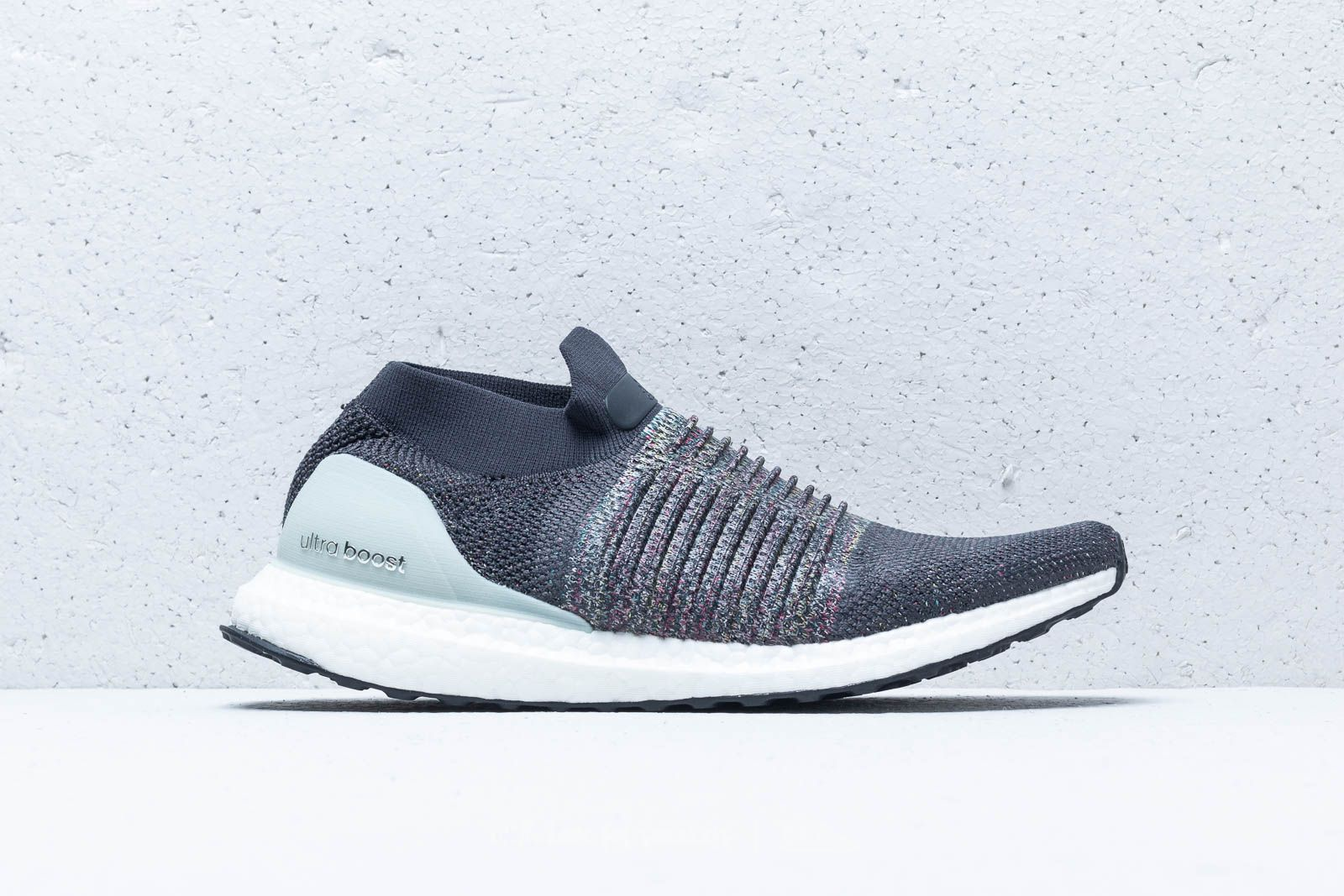 f6617876a adidas UltraBOOST Laceless Carbon  DGH Solid Grey  Ash Silver at a great  price 129