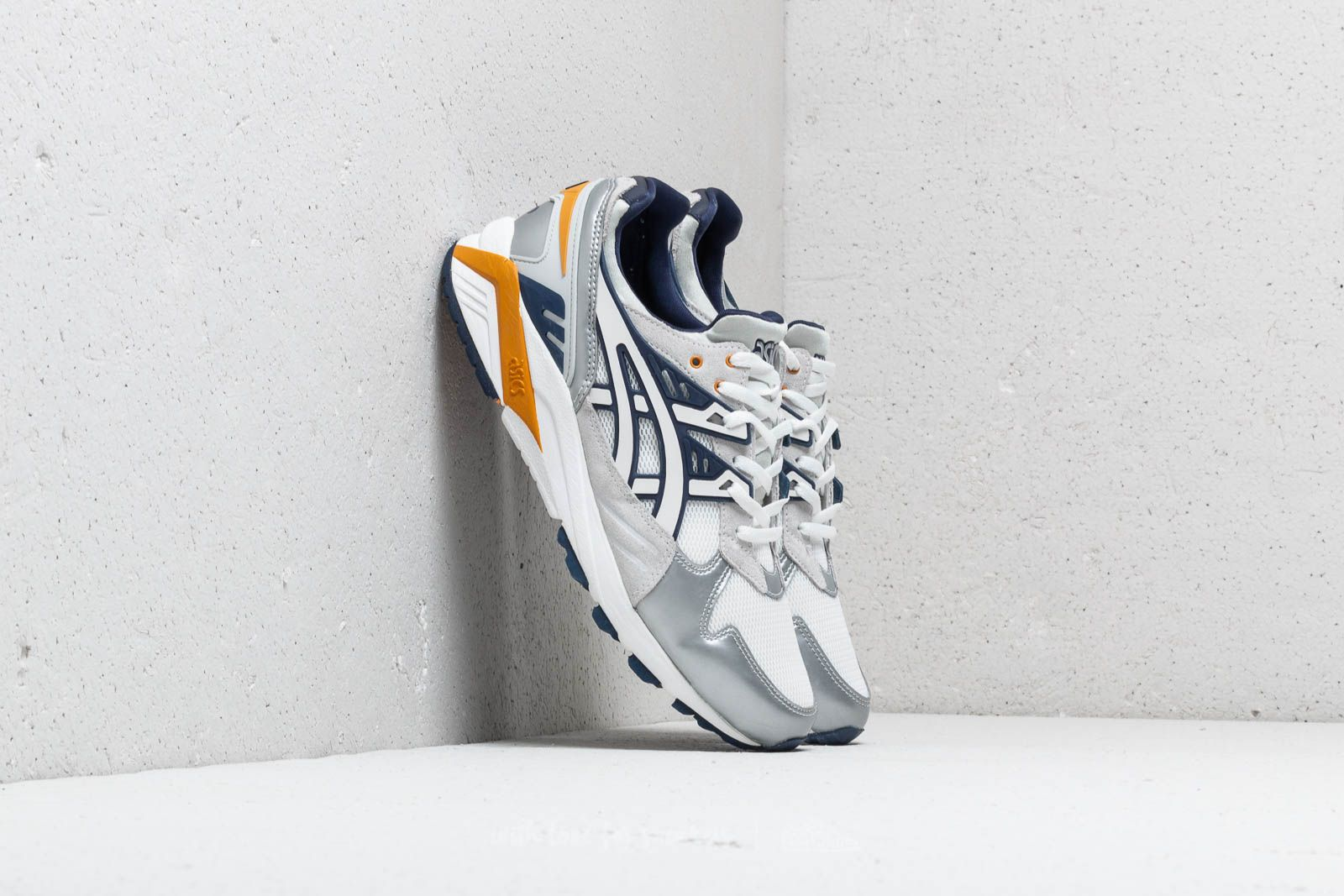 Zapatillas Hombre Asics x Naked Gel-Kayano Trainer White/ Peacoat
