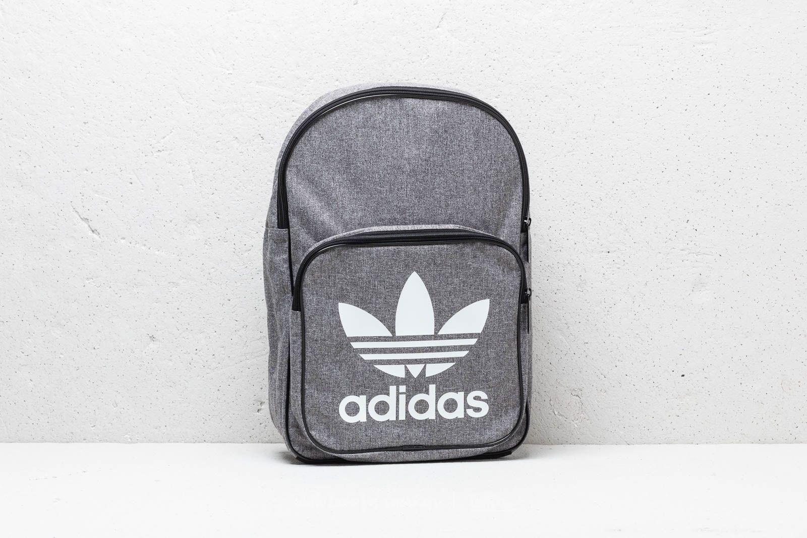 a034fa6bc adidas Originals Class Casual Backpack Black/ White | Footshop