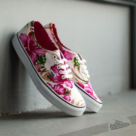 Vans Authentic Hawaiian Floral White | Footshop