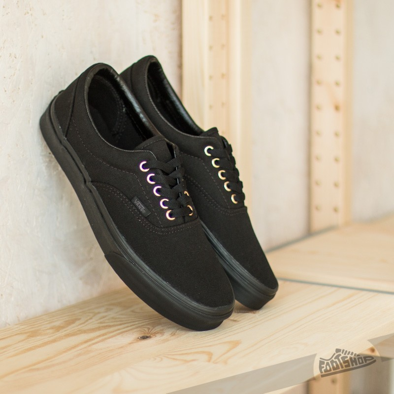 Vans Era (Gold Mono) Black