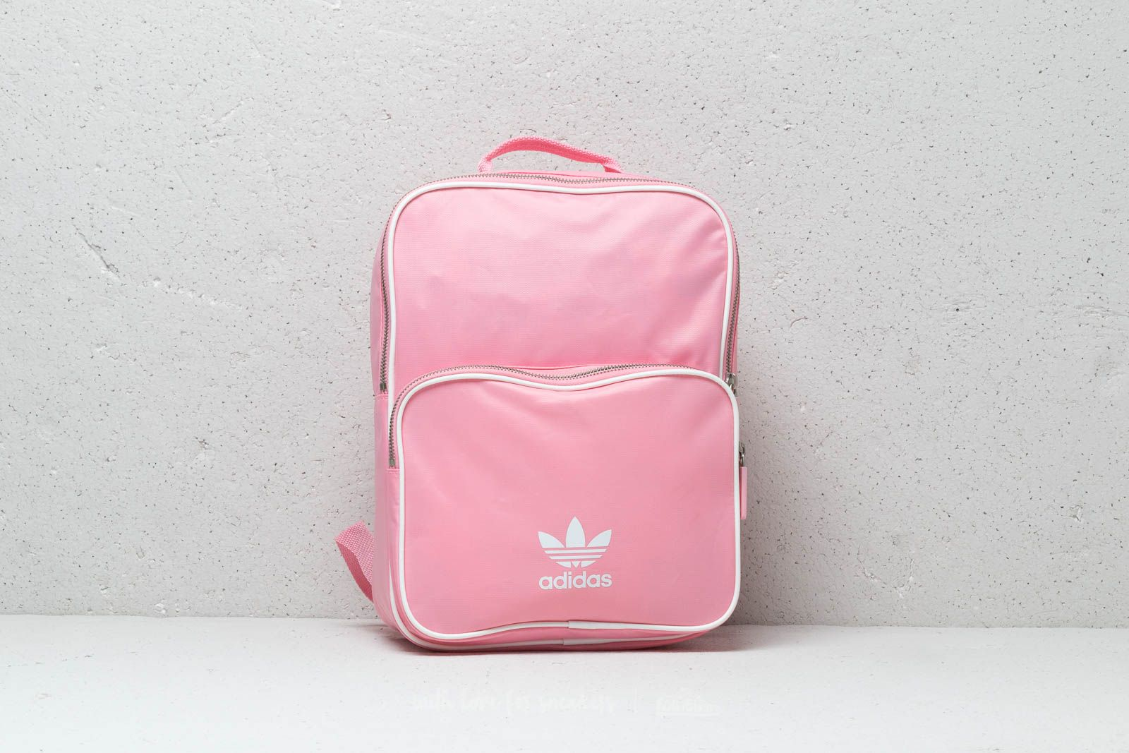 40d1d9381fdc adidas Classic Adicolor Medium Backpack Light Pink at a great price  34 buy  at Footshop