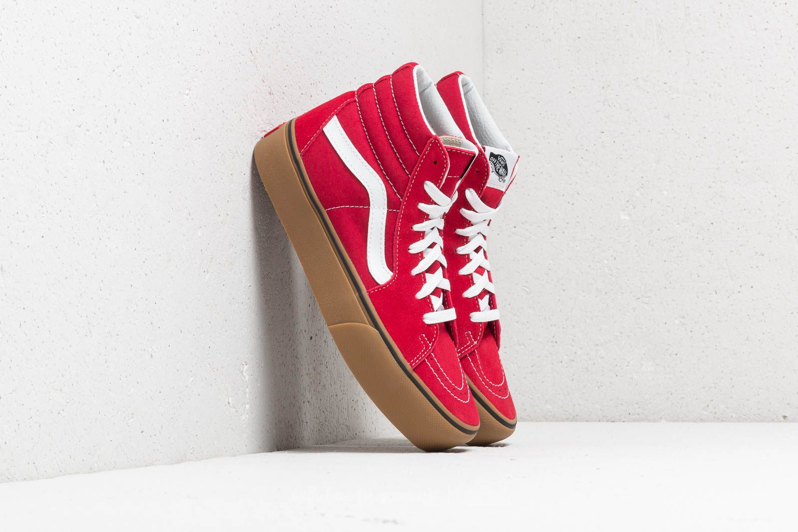 Vans SK8-Hi Platform 2 Scooter/ True White