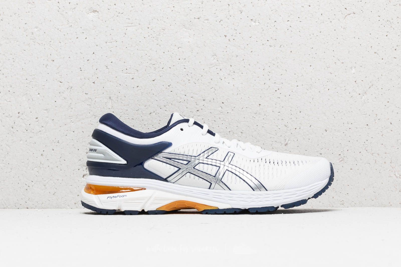 b8d841d2 Asics x Naked Gel-Kayano 25 White/ Peacoat at a great price £87