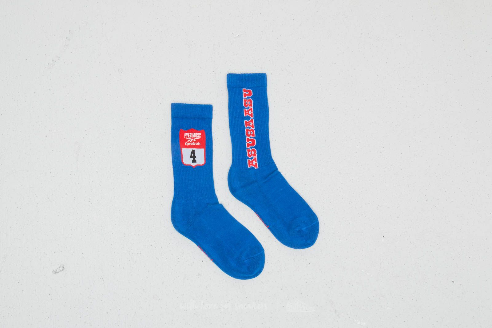 Reebok x Pyer Moss Crew Socks Blue za skvělou cenu 339 Kč koupíte na Footshop.cz