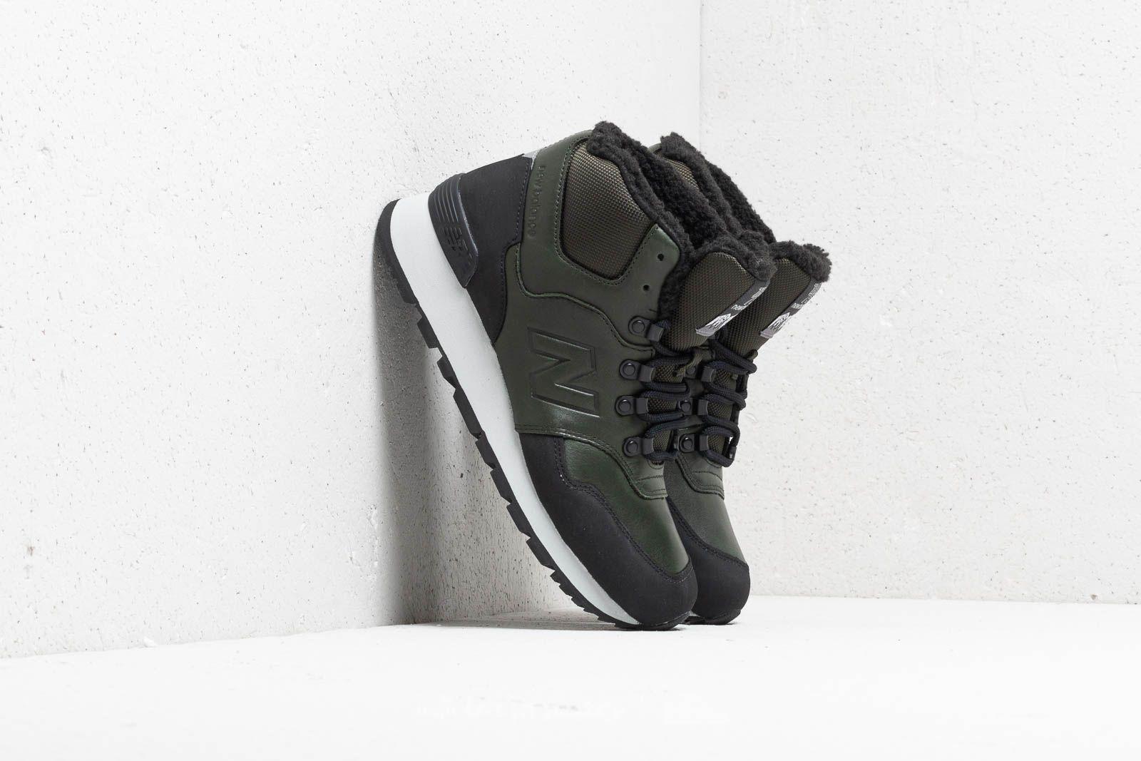 New Balance 755 Green/ Black/ White za skvělou cenu 1 980 Kč koupíte na Footshop.cz