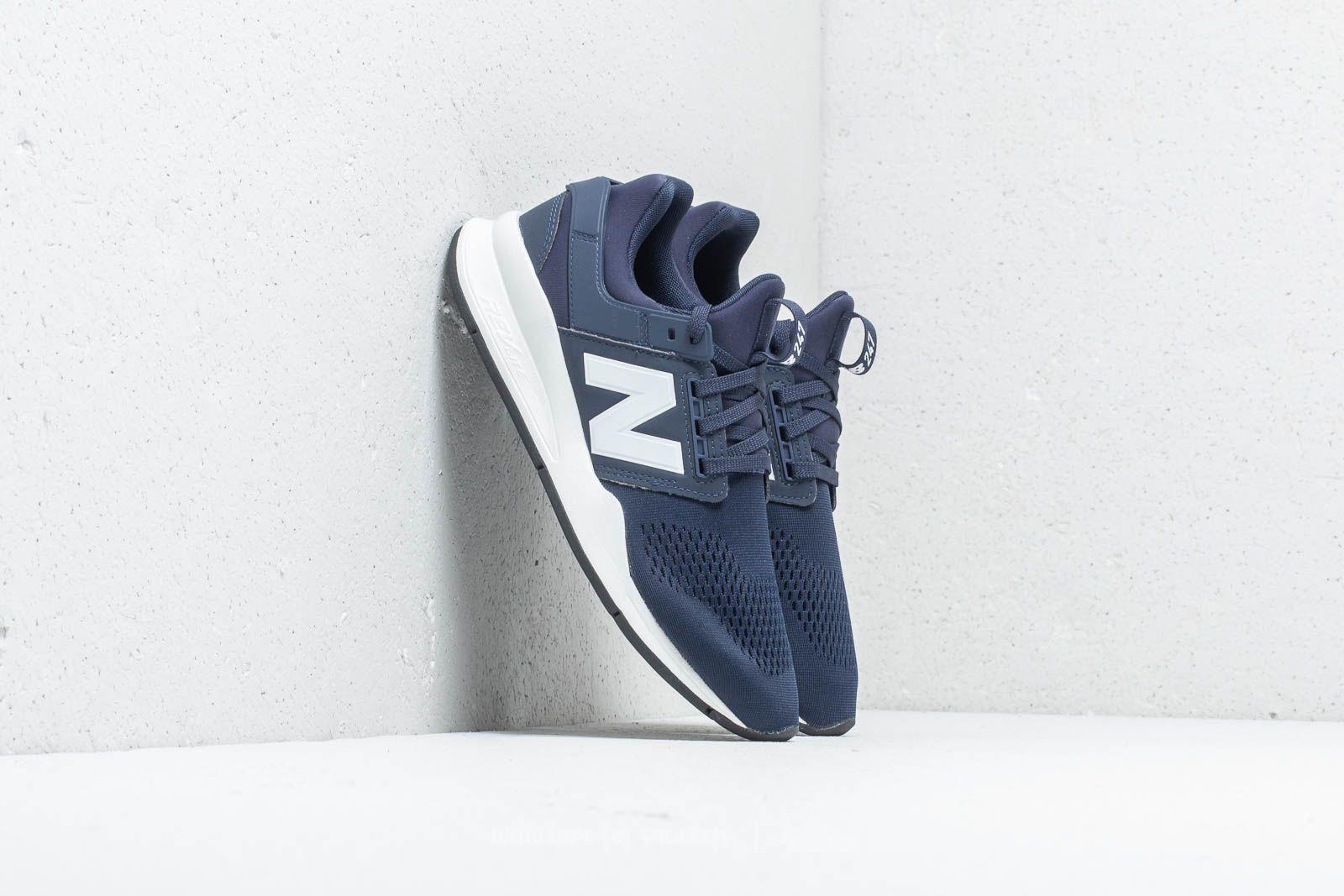 New Balance 247 Navy/ White a muy buen precio 67 € comprar en Footshop