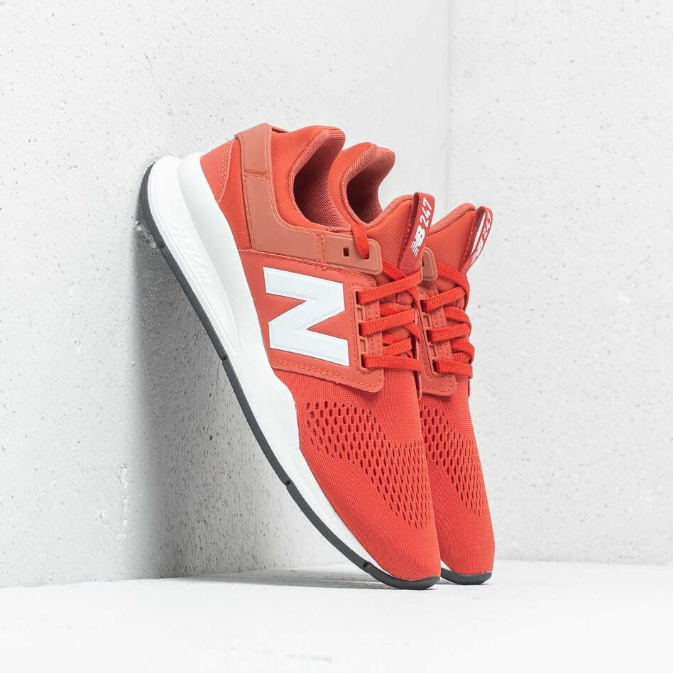 New Balance 247 Brick Red/ White EUR 46