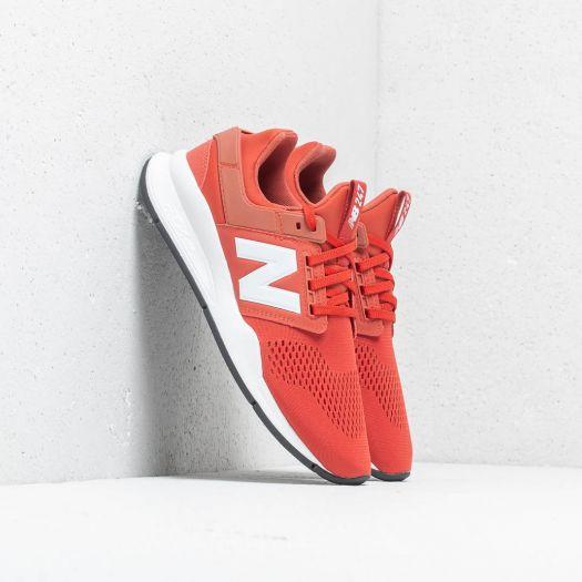 New Balance 247 Brick Red White | Footshop