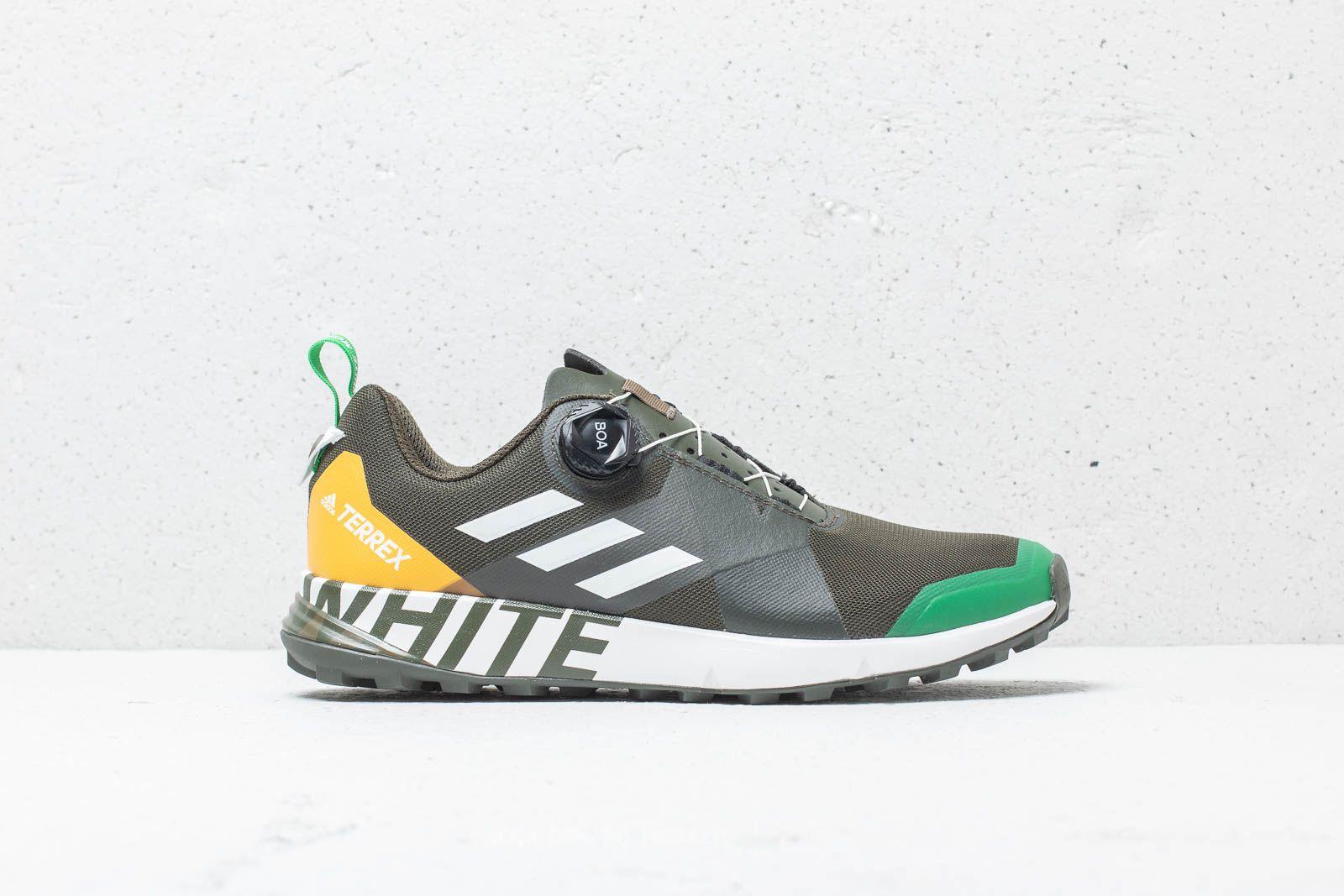 espada Posdata Reprimir  Men's shoes adidas x White Mountaineering Terrex Two BOA Khaki/ Cloud White  | Footshop